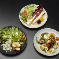 3 salads