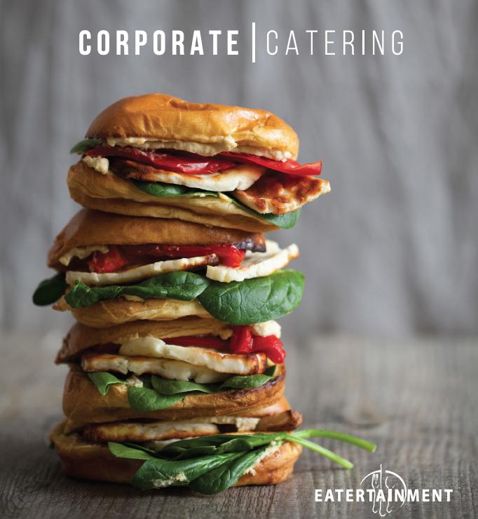 Corporate Catering Toronto Menu