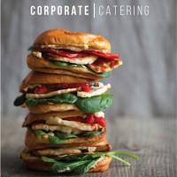 Corporate Catering Menu