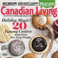 12.01.13 - Canadian Living Bar Cart