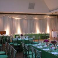 floral hall wedding